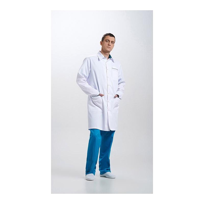 Халат медицинский мужской Классика СР