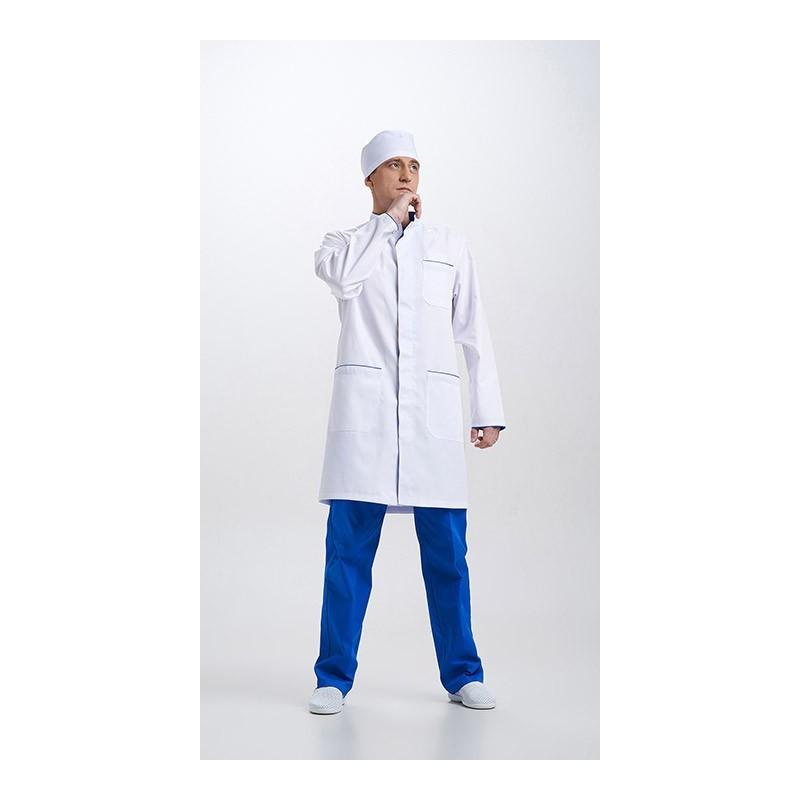 Халат медицинский мужской Классика ЗП