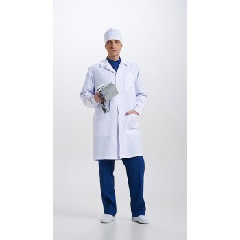 Халат медицинский мужской Классика