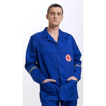 Куртка медицинская мужская Скорая Помощь