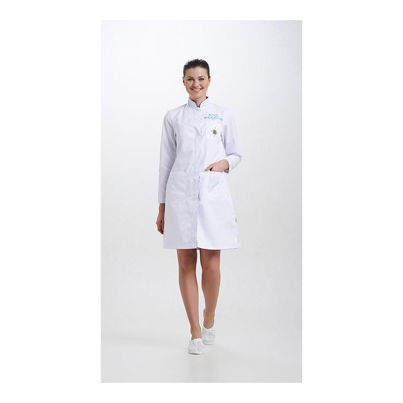 Халат медицинский женский Полина МЧС
