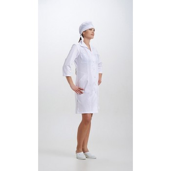 Женская куртка Складка - V вырез