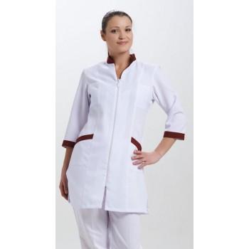 Куртка медицинская женская Модерн