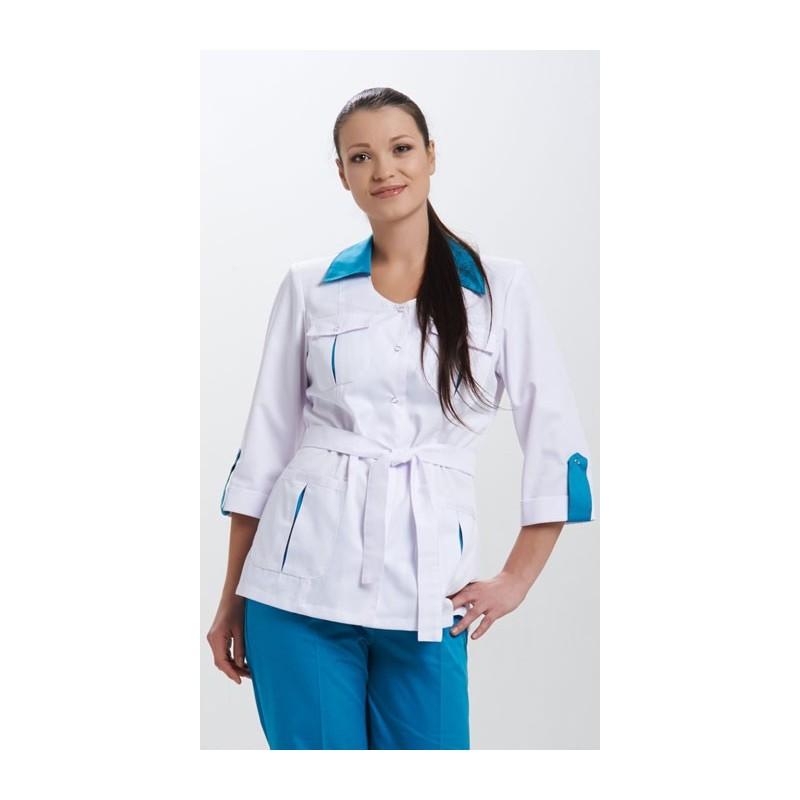 Куртка медицинская женская Сафари ш/о