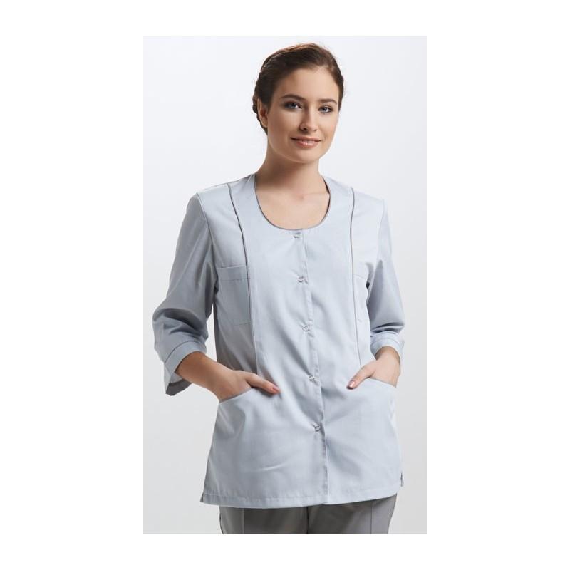 Куртка медицинская женская Фигурный рельеф