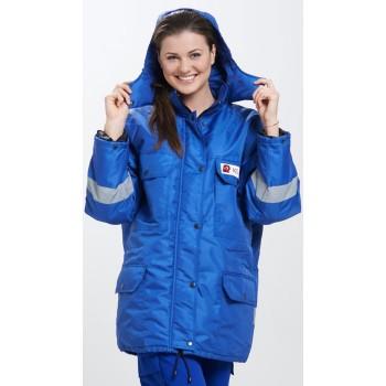 Куртка медицинская женская Скорая Помощь У