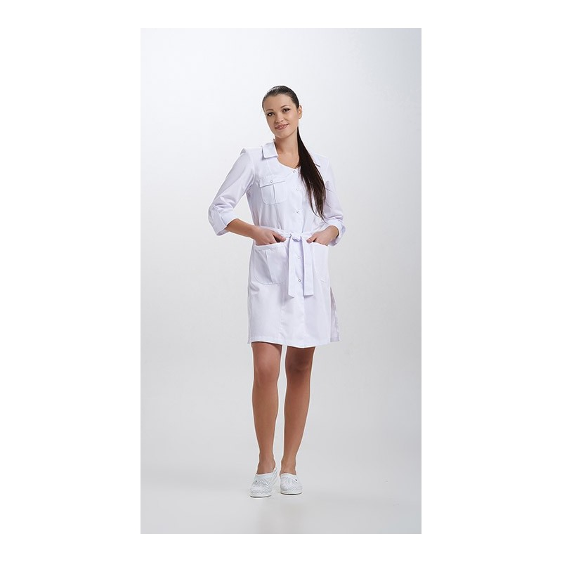 Халат медицинский женский Сафари